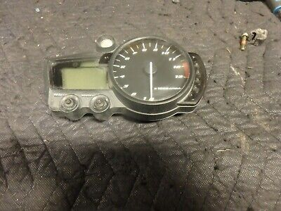 12k In Miles >> Yamaha R1 02 03 Gauges Speedometer 12k Miles Tested Good