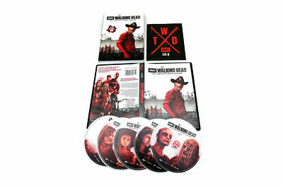 The Walking Dead Season 9 DVD (5-Disc Set Factory Sealed) USA SELLER *NEW*
