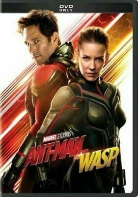 Ant-Man and The Wasp (DVD, 2018) Free Shipping New Marvel Avengers