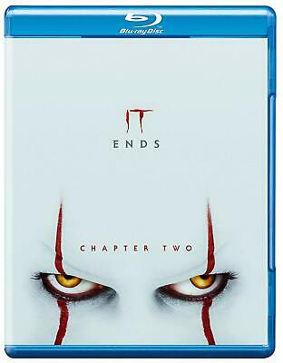 It: Chapter 2 - BLU RAY ONLY - Brand New ***FREE SHIPPING***