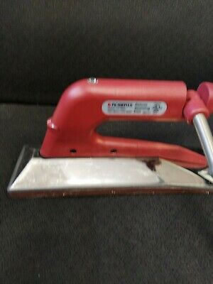 ROBERTS deluxe seaming iron 10-282G / 10282G (USED TESTED CLEANED)