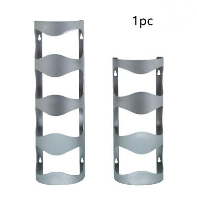 Home Bar Practical Stainless Steel Suspension Wall Hanging Kitchen Wine Rack