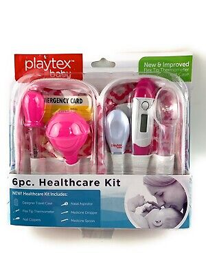 Healthcare and Grooming Kit by Playtex Baby 6 piece