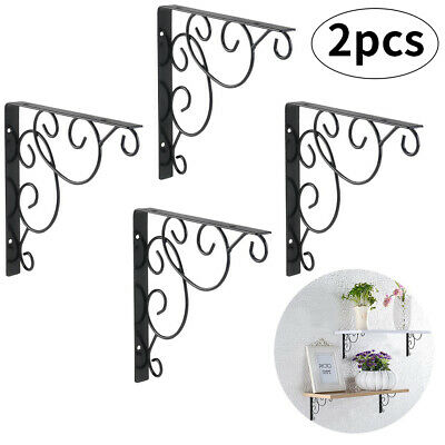 Wall Bracket Furniture Durable Table Hardware Iron Triangle Heavy Support