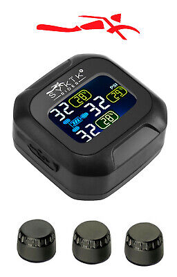 SYKIK Rider SRTP670, tire pressure monitoring system for Trikes and 3 wheelers