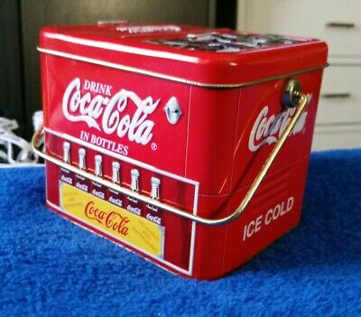 Vintage Coke Tin Made From Coca Cola Tins Soda Can