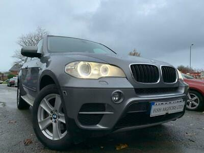 2012 62 Bmw X5 3.0 Xdrive30D Se 5D Auto 241 Bhp Diesel Grey+Leather+10K Of Xtras