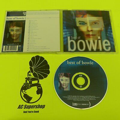 David Bowie best of - CD Compact Disc