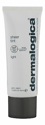 Dermalogica Sheer Tint Light SPF 20 - 1.3 fl oz  (Expires 10/2021)