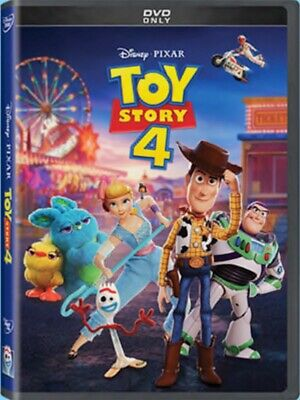 Toy Story 4 DVD New and Unopened! Free Shipping!