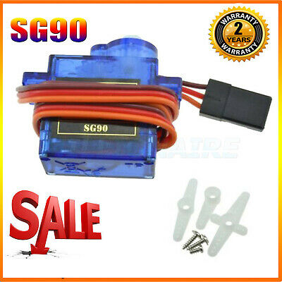 SG90 9G Micro Servo Motor RC Robot Arm Helicopter Remote Control New