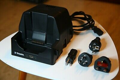 Leica robotic controller RX1250T set with 360 prism and holder