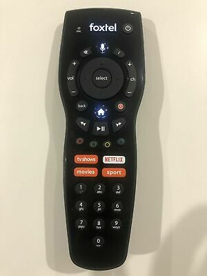Foxtel voice remote control with Netflix button for IQ3 & IQ4 Brand New Sealed