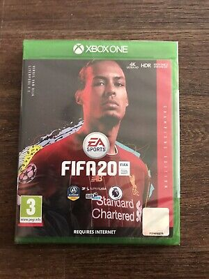 FIFA 20 Champions Edition (Xbox One) NEW AND SEALED - IN STOCK - QUICK DISPATCH