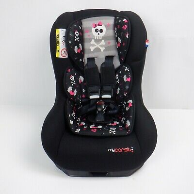Nania Cosmo Group 0+/1 Infant Car Seat, Pirate Pink