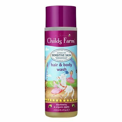 Childs Farm Hair & Body Wash Blackberry & Organic Apple - 250ml