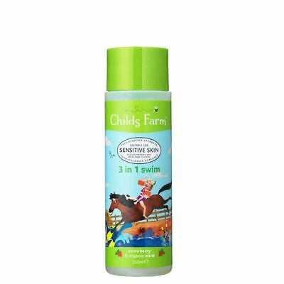 Childs Farm 3 in 1 Swim Strawberry & Organic Mint - 250ml
