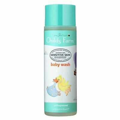 Childs Farm Childs Farm Baby Wash Unfragranced - 250ml