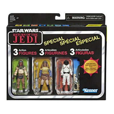 Star Wars Vintage Collection Skiff Guard 3 Pack Action Figure Set *MIB In Stock