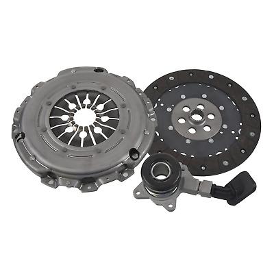 Clutch Kit Inc Concentric Slave Cylinder Fits Fiat Blue Print ADL143065