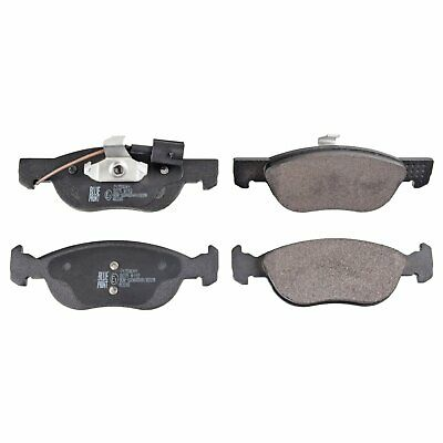 Front Brake Pad Set Fits Fiat OE 71753041 Blue Print ADL144236