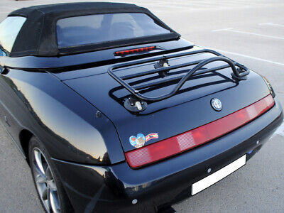 Alfa Romeo 916 Spider Luggage Rack ; No Clamps No Brackets No Damage