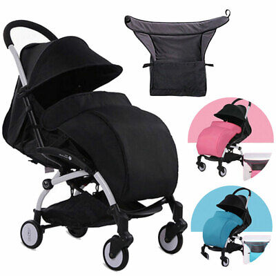 Universal Baby Toddler Stroller Footmuff Cover Windproof Warm Padded Pushchair