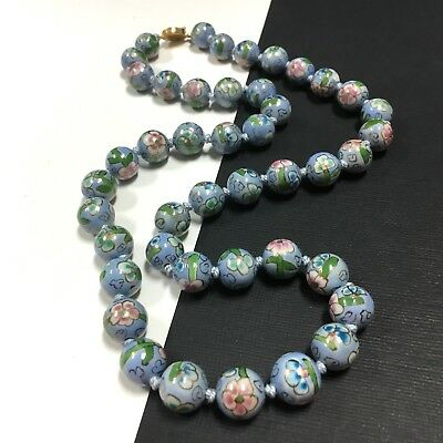 14x14mm cloisonne Amulet Spherical Chinese knot Jewelry accessories gifts #3
