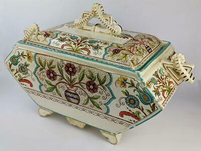 DR CHRISTOPHER DRESSER OLD HALL AESTHETIC MOVEMENT TUREEN c1880​
