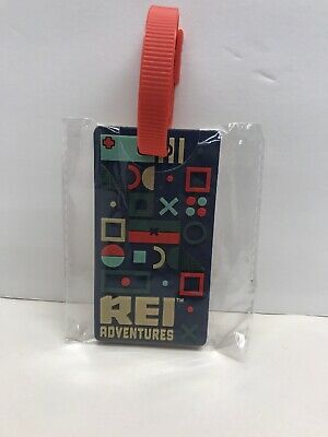 REI Adventures Luggage Tag Backpack Luggage Carryon Travel Bag BackPack  NEW