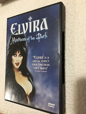 Elvira: Mistress of the Dark [Horror] [English] [DVD] BEST SELLING- Ships Fast!