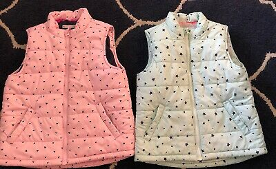 X2 Size 6 - Target Puffer Vests
