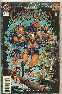 Catwoman Annual U-PICK ONE #1,2,3 or 4 DC PRICED PER COMIC 1994-97