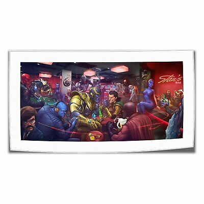 """16""""x32""""Dogs Playing Poker HD Canvas print Painting Home Decor Picture Wall art"""