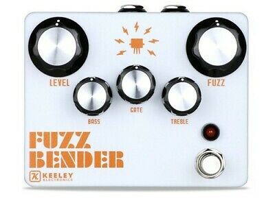 Keeley Electronics Fuzz Bender Guitar Effect Pedal