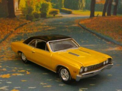 RESTO MOD 1967 Chevrolet Chevelle SS V-8 Super Sport 1/64 Scale Limited Edit R