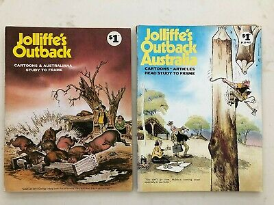 Jolliffe's Outback 2 x 1979