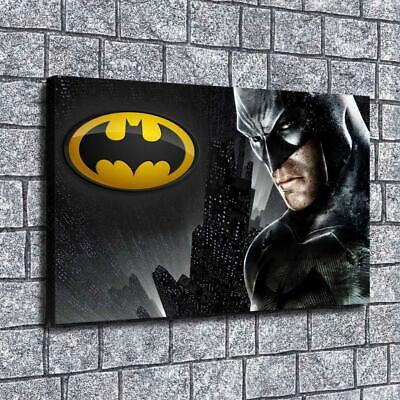 "12""x20""Movies arkham Paintings HD Print on Canvas Home Decor Wall Art Pictures"