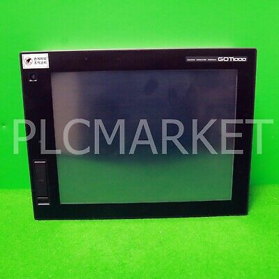 """(USED) MITSUBISHI GT1685M-STBA PLC Touch Screen Free """"FedEx"""" shipping!"""
