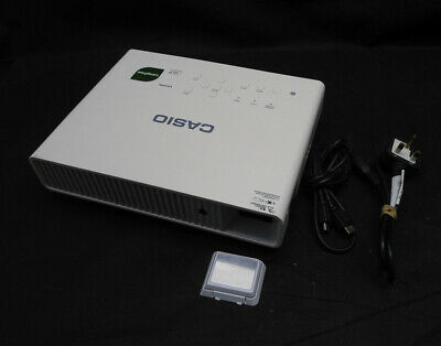 Casio XJ-M131 HDMI VGA DLP Lamp Free Projector Projects Excellent - 4658 Hours