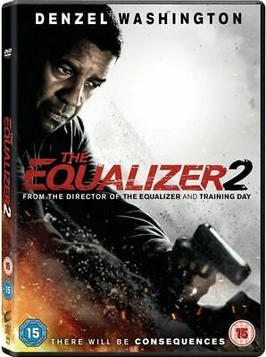 The Equalizer 2 [DVD] [2018]