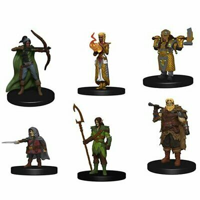 WizKids Dungeons  Dragons Icons of the Realms Starter Set