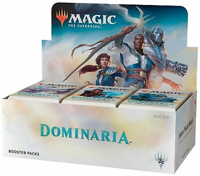 Wizards of the Coast Magic The Gathering Dominaria Sealed Boster Box (English)