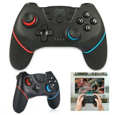 New Bluetooth Wireless Gamepad Joystick Pro Controller For Nintendo Switch UK