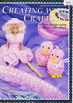2 x Creating with Craftlon books - book 100 + 105