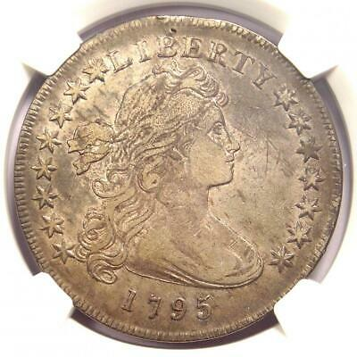 1795 Draped Bust Silver Dollar ($1 Coin, Small Eagle) - Certified NGC VF Details