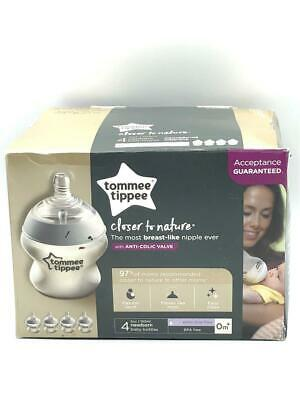 Tommee Tippee Closer to Nature 0m+ 150 ml 5 oz 4x