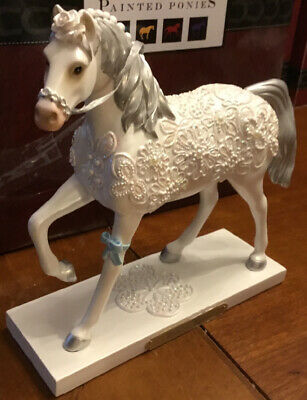 WEDDING WISHES, Trail Of Painted Ponies, 1E 1291 NEW Resin Figurine, Box, NO TAG