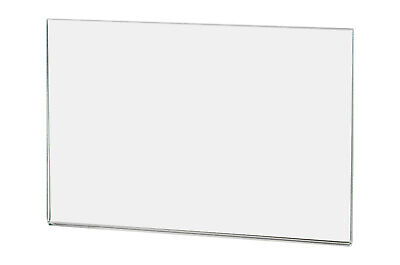 "Ad Frame Sign Holder 6""W x 4""H Wall Mount No Holes"