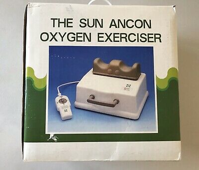 The Sun Ancon Oxygen Exerciser Hsin Ten International Chi Machine